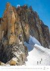 Kalendarz ścienny wieloplanszowy Alps 2021 - luty 2021