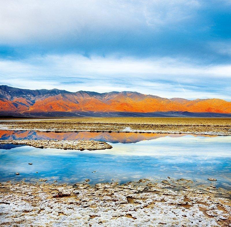 Kalendarz ścienny wieloplanszowy National Parks 2022 z naklejkami - wrzesień 2022