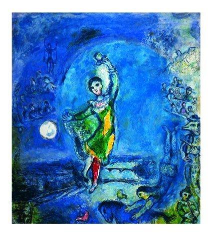 Marc Chagall 2020 - marzec 2020