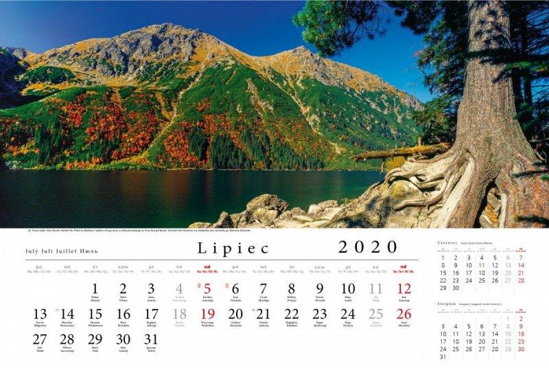 Tatry w panoramie 2020 - lipiec 2020
