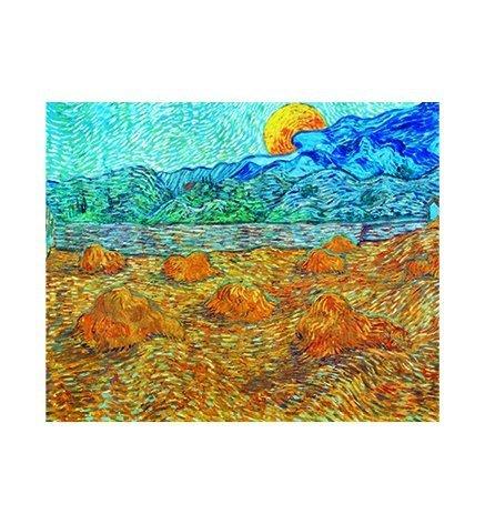 Kalendarz ścienny wieloplanszowy Vincent Van Gogh 2020 - sierpień 2020