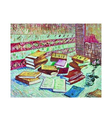 Kalendarz ścienny wieloplanszowy Vincent Van Gogh 2020 - grudzień 2020