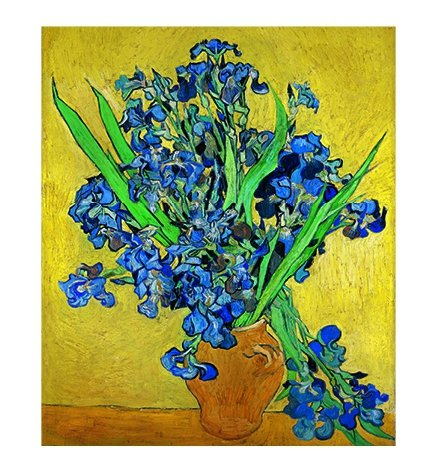 Kalendarz ścienny wieloplanszowy Vincent Van Gogh 2020 - marzec 2020