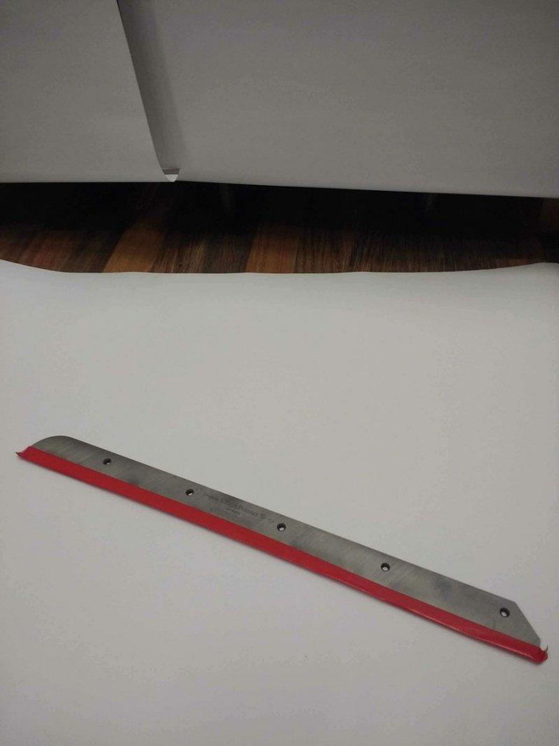 Nóż do gilotyny IDEAL 4300