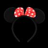 opaska Myszka Mini strój kostium przebranie karnawał