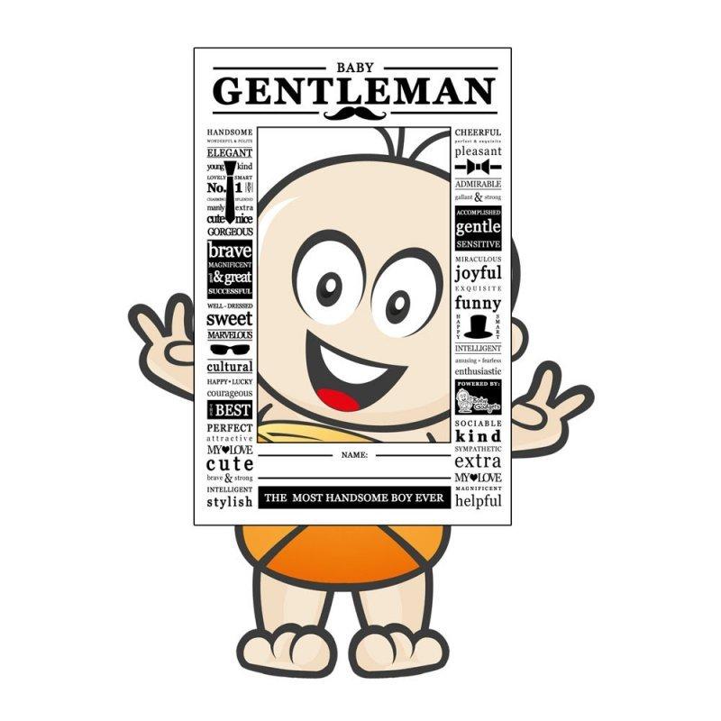 Baby Gentleman - Body - Rozmiar 68