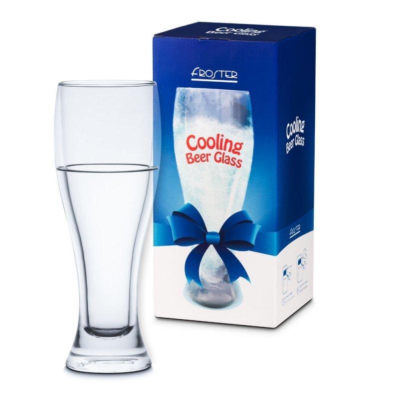 Lodowe Szkło do Piwa - Płyn