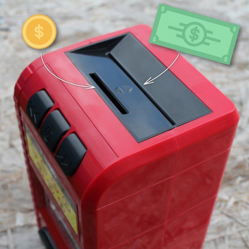 Skarbonka Niszczarka do Banknotów