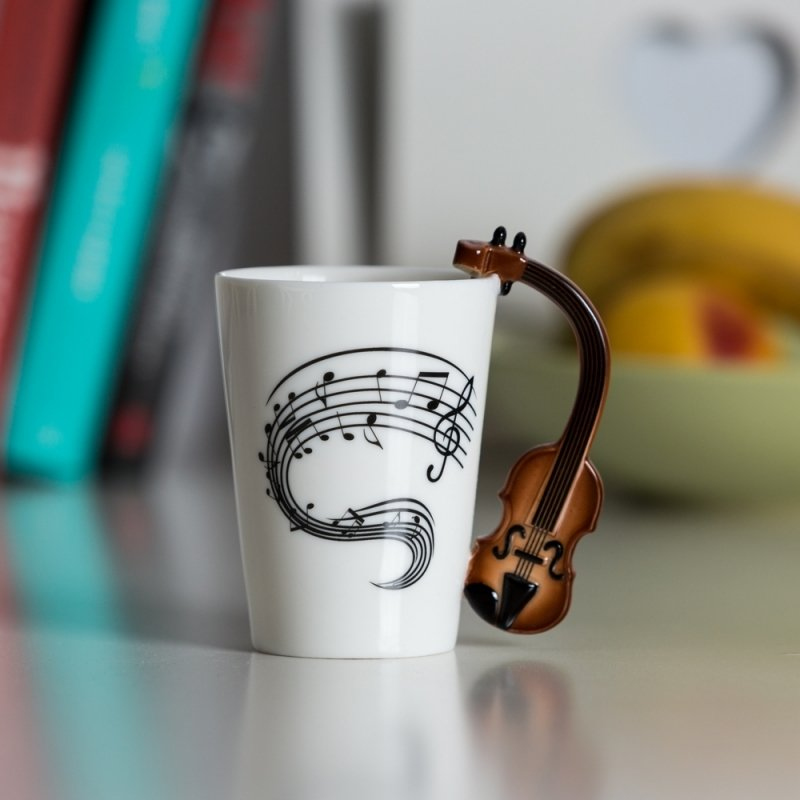 Kubek Muzyka - Skrzypce
