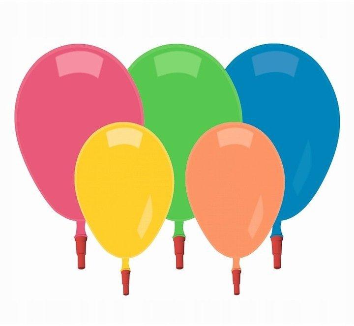 Balony Z GWIZDKIEM