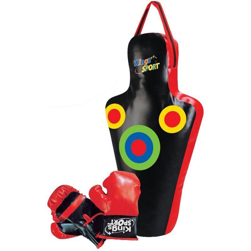 Zestaw-bokserski-junior-manekin-59,5x17x34,5cm-+-rękawice
