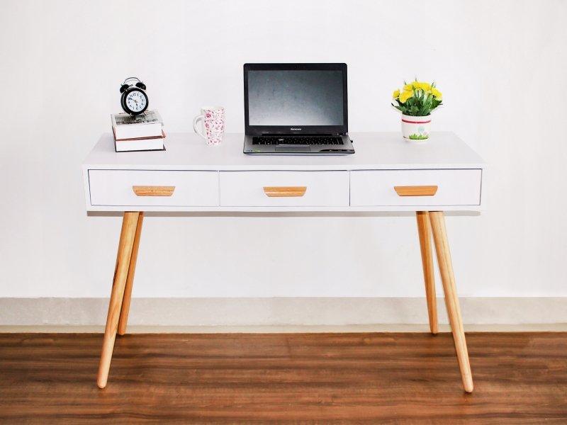 Biurko konsola toaletka kosmetyczna stół stolik