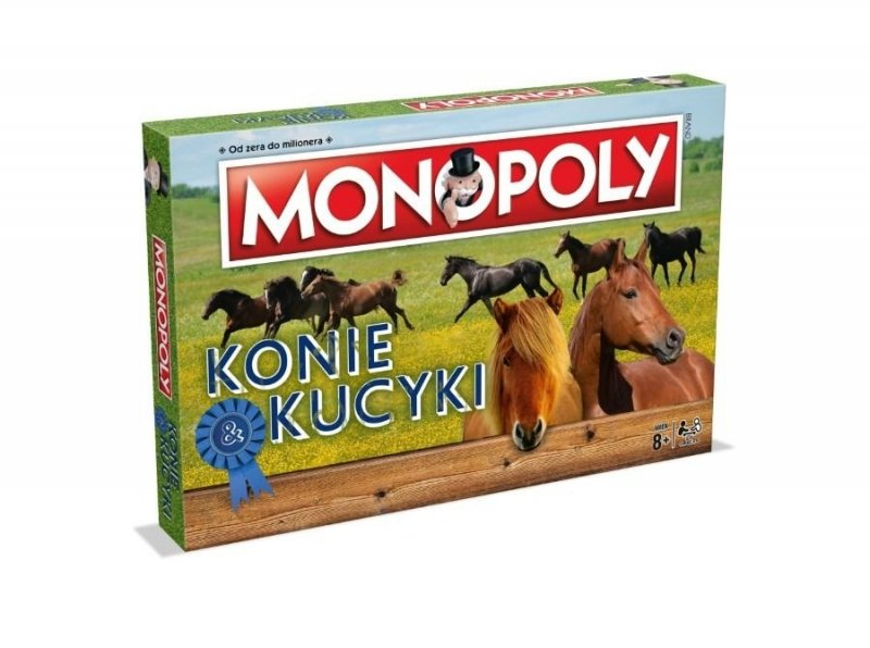 Monopoly, Konie i Kucyki, gra ekonomiczna