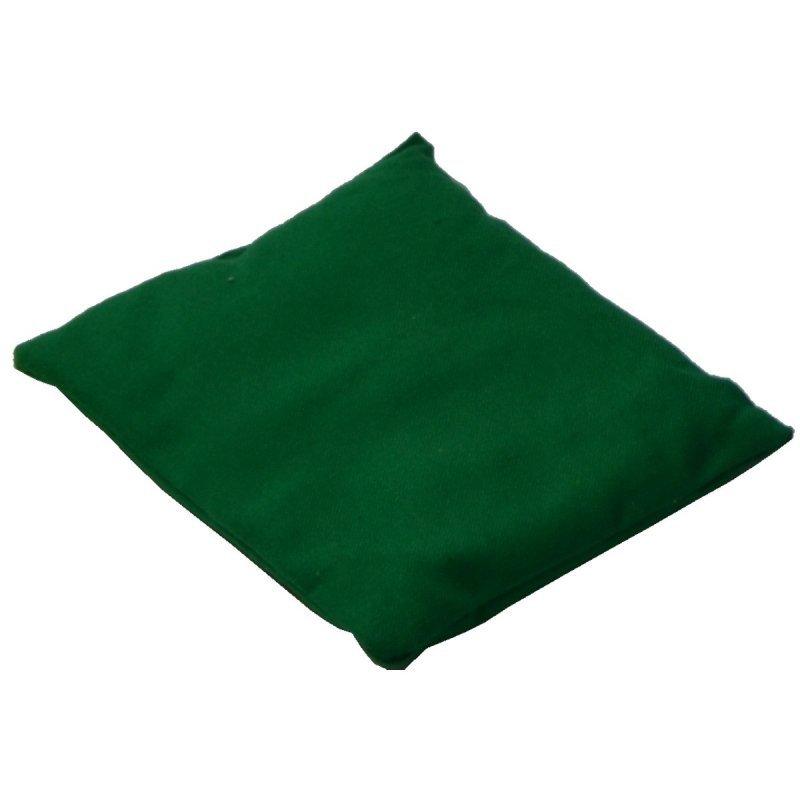 Woreczki gimnastyczne do zabaw woreczek zielony