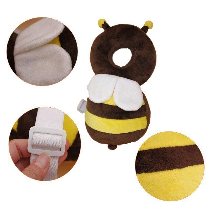 Plecak bezpieczeństwa do nauki chodzenia pszczoła