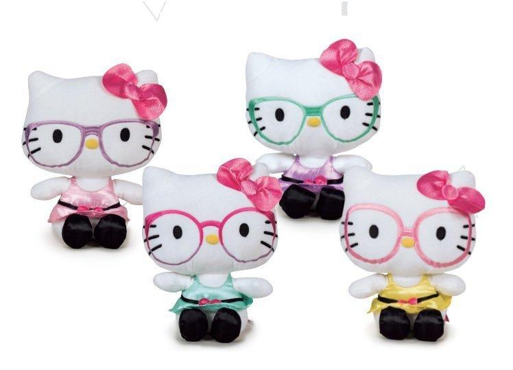 Maskotka pluszowa Hello Kitty  losowy wzór 25 cm