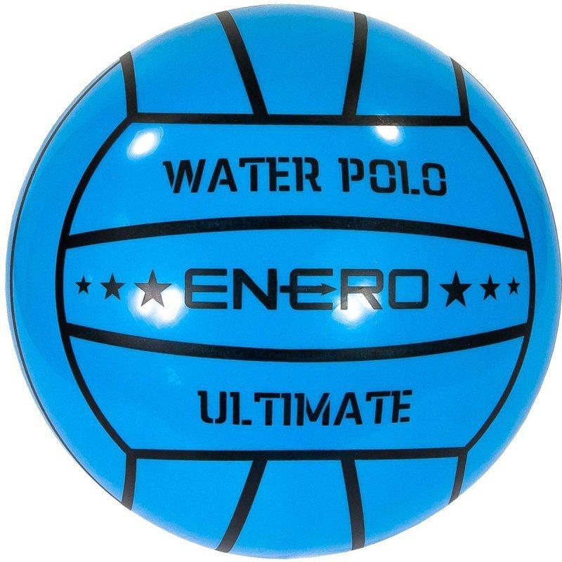 Piłka water polo siatkowa  niebieska