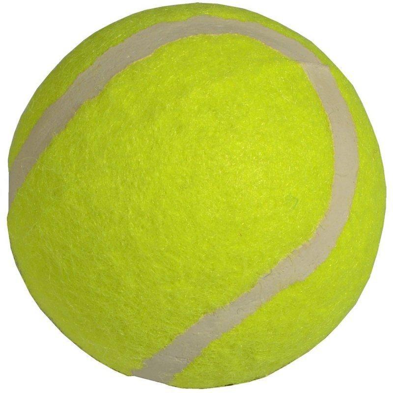 Piłka tenis ziemny  3 szt żółta