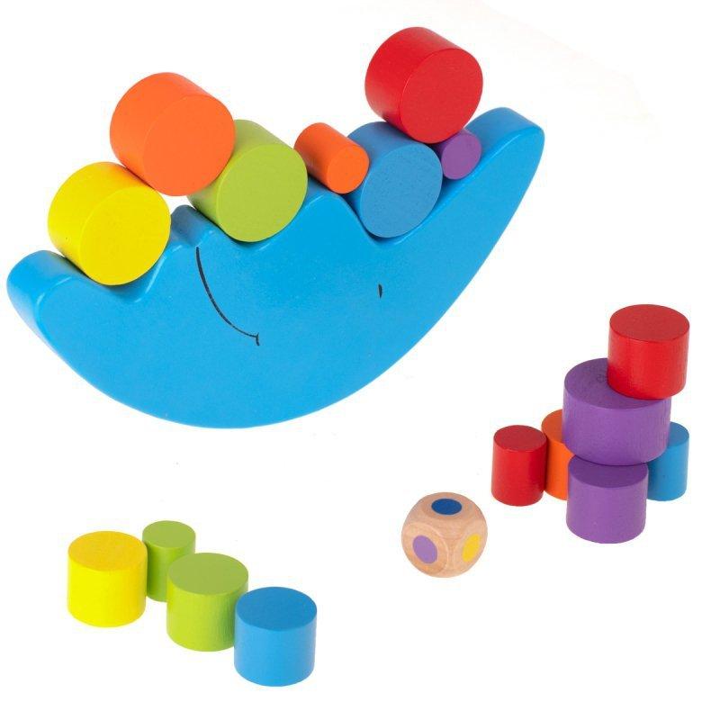 Gra-zręcznościowa-balansujący-księży-drewniana-montessori