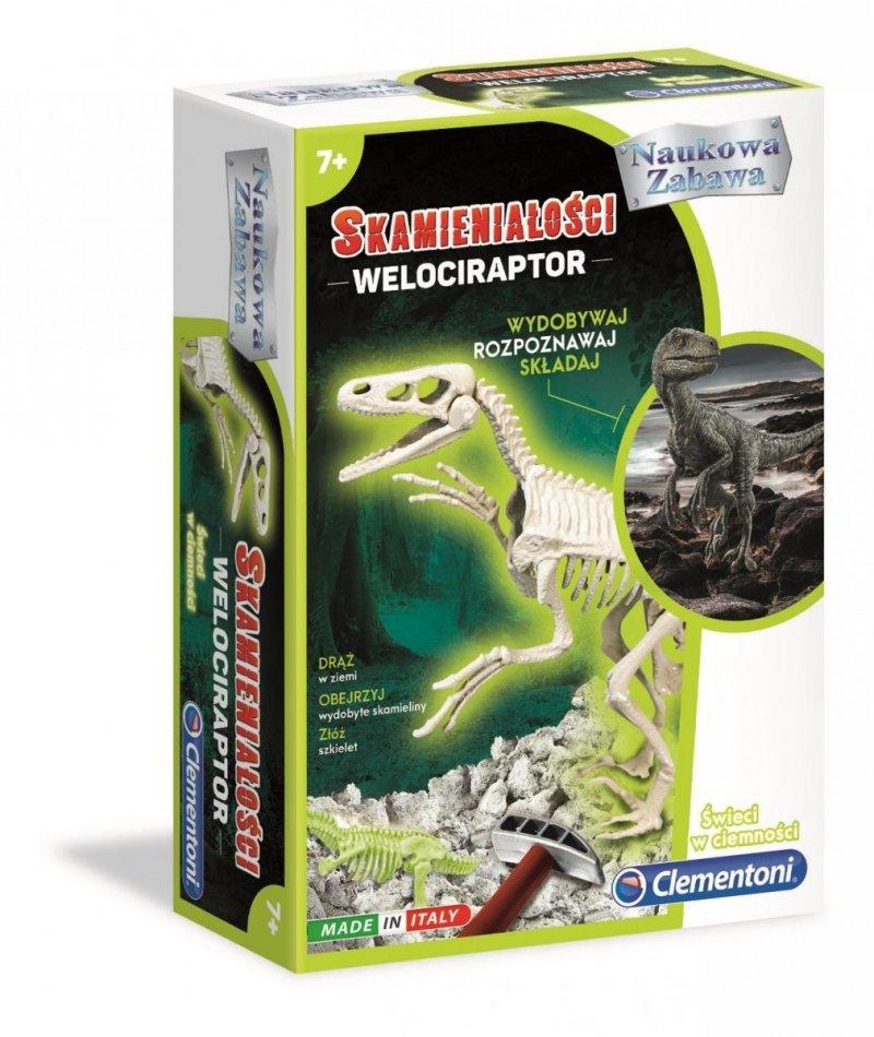Skamieniałości - Welociraptor