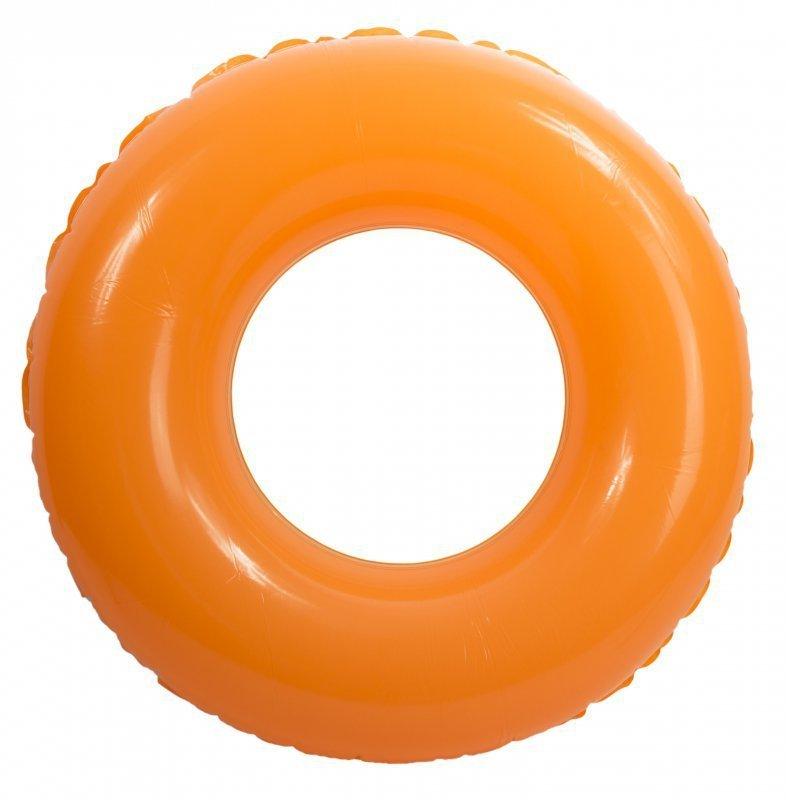 Koło dmuchane pomarańcza 90 cm