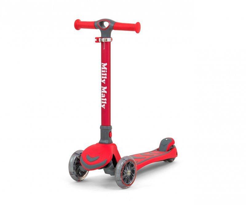 Hulajnoga 3 kołowa Scooter Boogie Red