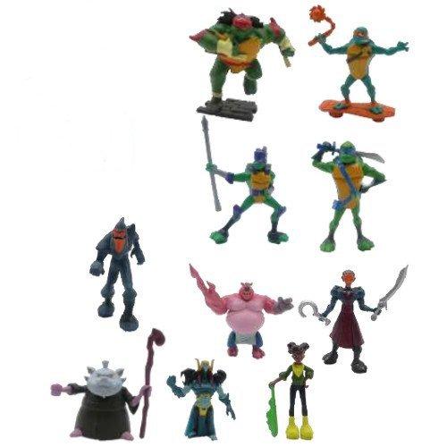 Wojownicze Żółwie Ninja - Mini Figurka 8cm Leonardo