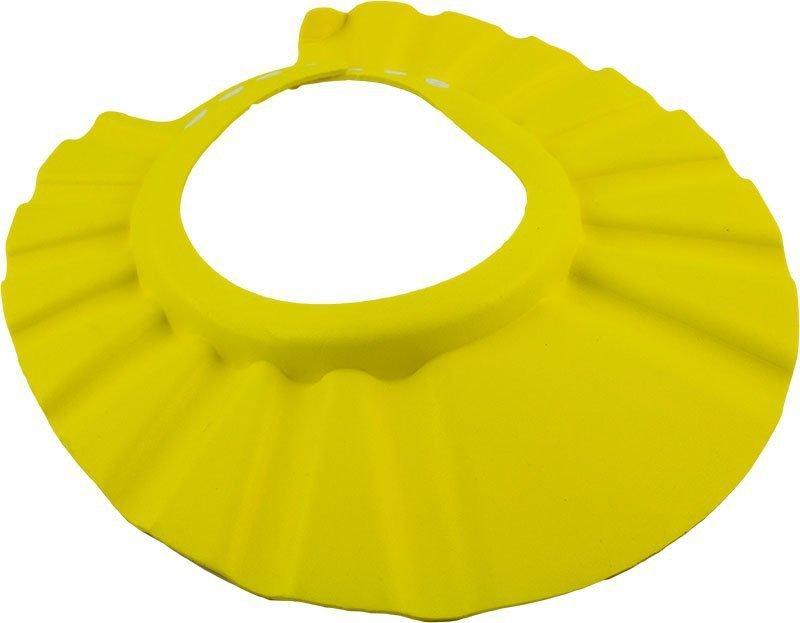 Czepek rondo ochronne do kąpieli dla niemowlaków dzieci