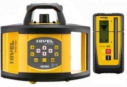 NIWELATOR LASEROWY NIVEL SYSTEM NL520G DIGITAL