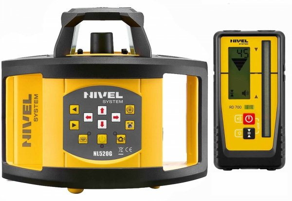 Nivel System NL520G DIGITAL