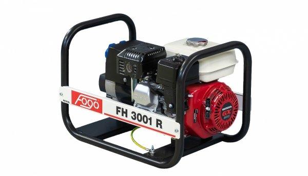 Agregat prądotwórczy jednofazowo FOGO FH 3001 R