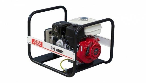 Agregat prądotwórczy jednofazowo FOGO FH 4001