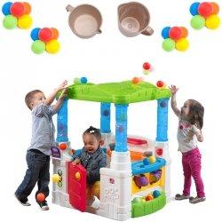 Step2 Domek Zabawne Kulki Wonderball Centrum Aktywności