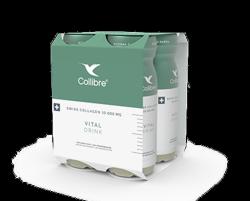4x COLLIBRE Swiss Collagen Vital drink 140 ml