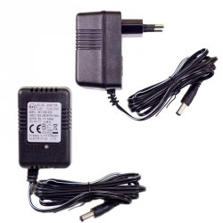 Zasilacz 6V 500 mA  z diodą pasujący do większość pojazdów na akumulator