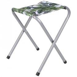 Krzesło wędkarskie turystyczne taboret składany jungle 32x27x36cm
