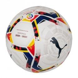 Piłka nożna Puma La Liga 1 Accelerate Hybrid 083506 01 R.5