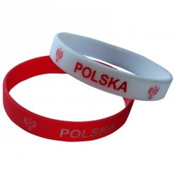 Opaska silikonowa Polska