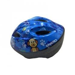 Kask rowerowy dziecięcy regulowany Enero Puppy r.M (49-51cm)