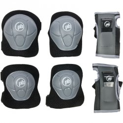 Zestaw ochraniaczy na rolki, deskorolki i hulajnogi Katana R.S