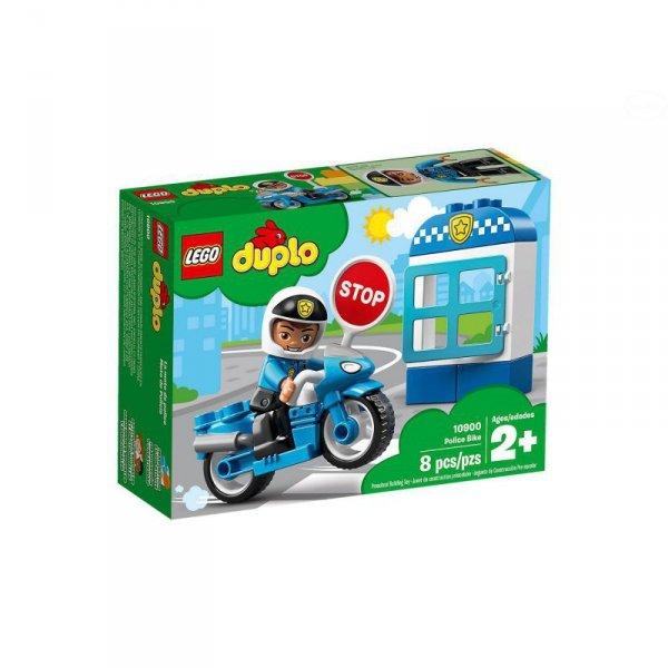 Duplo motocykl policyjny