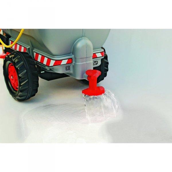 Rolly Toys rollyTrailer Przyczepa cysterna z rozpylaczem i pompka
