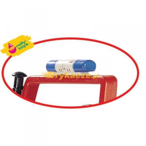 Rolly Toys Sygnalizacja Świetlna Kogut Dźwięk Syrena