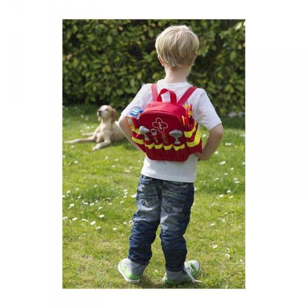 Plecak lekarski z wyposażeniem dla dzieci Klein