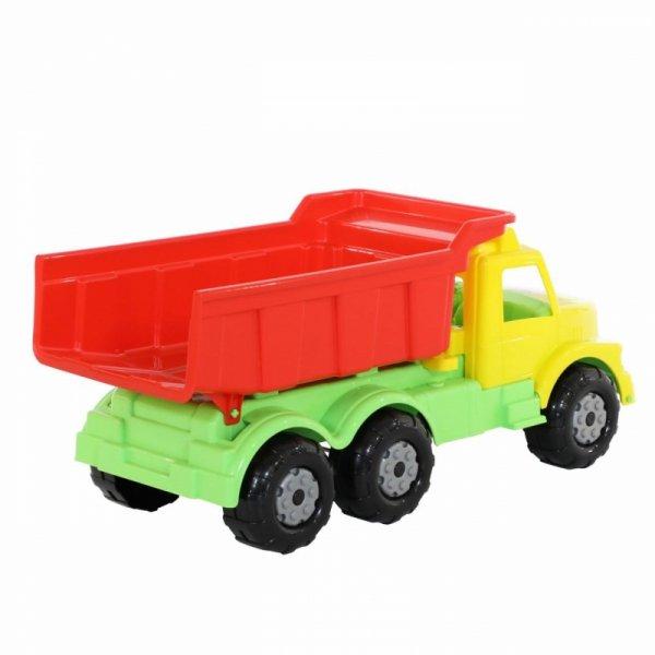 Ciężarówka wywrotka Nr 1 Wader QT Buran