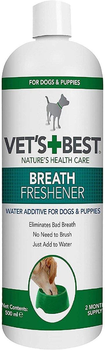 Vet's Best Płyn do wody - higiena jamy ustnej 500 ml