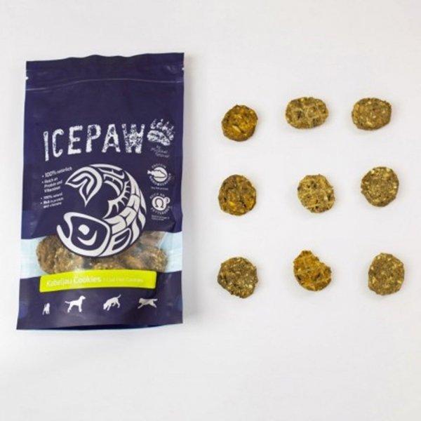 ICEPAW Kabeljau Cookies – ciasteczka z dorsza (100g)