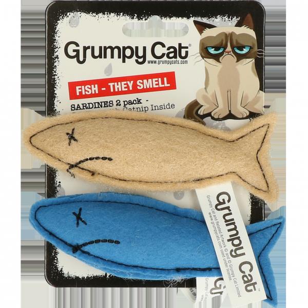 GRUMPY CAT Sardynki 2-pak