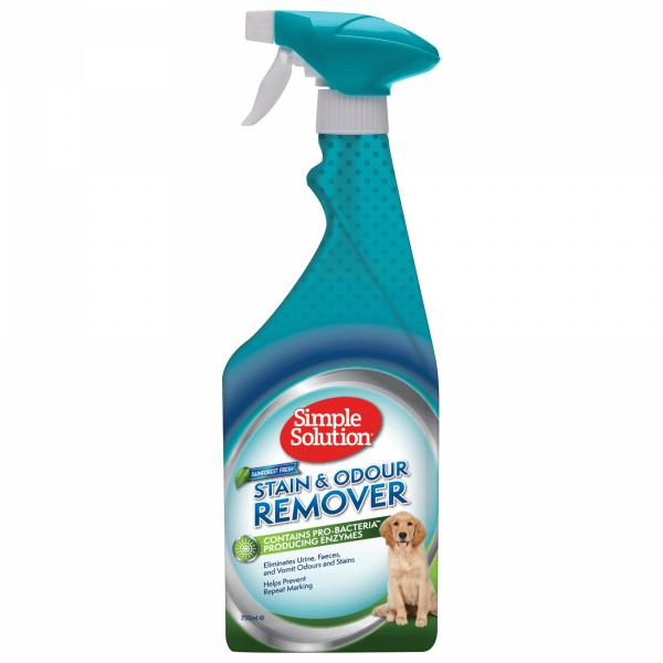 Simple Solution Odplamiacz & Dezodorant - Rainforest Fresh