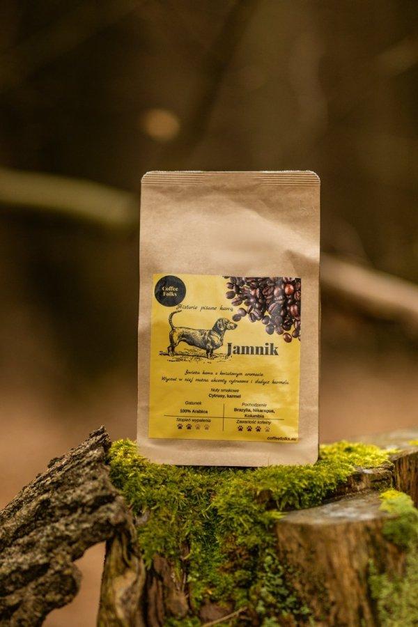 Kawa JAMNIK CoffeeFolks 250g